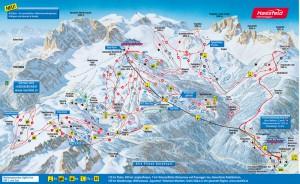 Die Kärntner Skigebiete