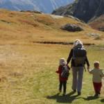 Unterwegs mit Kindern