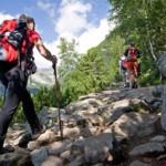 Trittsicherheit und Schwindelfreiheit beim Bergwandern