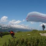 Paragliding Bregenzerwald