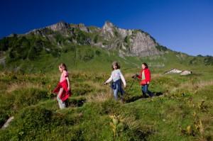Wandern im Bregenzerwald