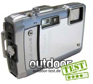 Testergebnis Outdoor-Kamera Olympus TG-810