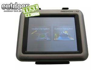 Das Medion GoPal 3647 erreichte 2/5 Sternen bei Outdoor-Test.de