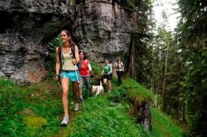 'Frauen wandern anders Pauschale'  Bild: Reit im Winkl