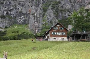 Silberkarhütte.   Fotos: Copyright ÖWD
