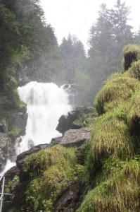 Wanderung durch die wilde Naturlandschaft am Klafferkessel (Schladming/ Steiermark).