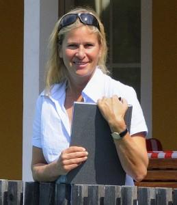 Corinna Widi, Marketing- und  Presseverantwortliche von Österreichs Wanderdörfer