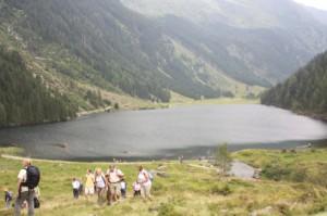 Wandern in Schladming.   Foto: Copyright ÖWD