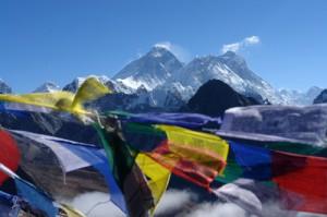 Impressionen aus der Bergwelt des Himalaya.  Foto: Tina Eder