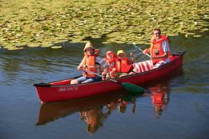 Wassersport auf der Mecklenburgischen Seenplatte