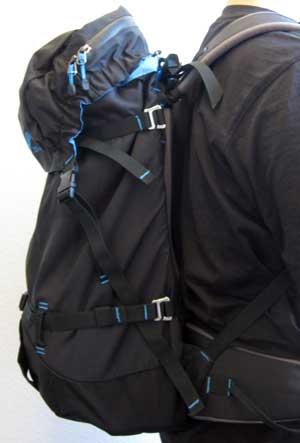test blue ice 30l rucksack outdoor test. Black Bedroom Furniture Sets. Home Design Ideas