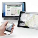 My.ViewRanger - die Online Community für ViewRanger GPS App-Anwender. Bild: ViewRanger