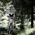 Massenstart beim Mountainbike Festival Tegernsee
