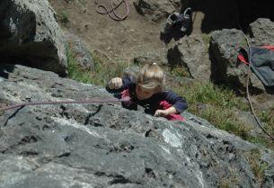 Kletterausrüstung Kinder : Klettern mit kindern outdoor test