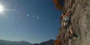 Klettern als Sport für Kinder