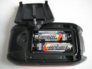Falk Lux Batteriefach