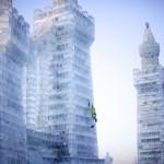 Harbin Roadshow: Eiskletterin Ines Papert