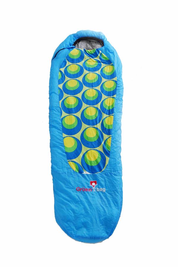 Test: Grüezi Bag Schlafsack