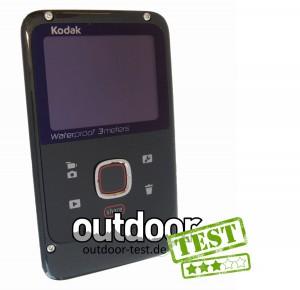 Testergebnis Kodak Playfull HD