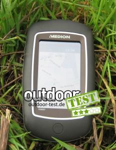 Testergebnis Medion GoPal S3857
