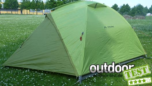 test zelt vaude campo 3p outdoor test. Black Bedroom Furniture Sets. Home Design Ideas