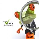 statusCHECK Nachhaltigkeit 2013