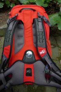 millet axpel42 mobility backsystem